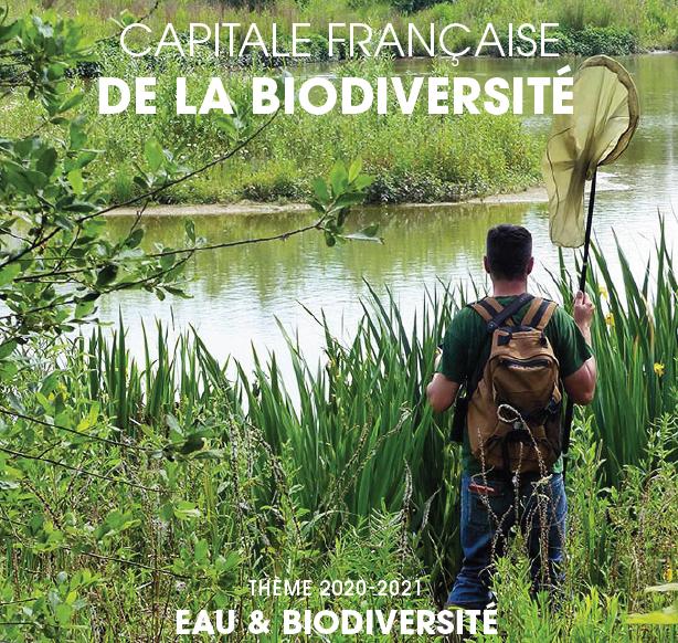 Lancement du concours Capitale Française de la Biodiversité, édition 2021