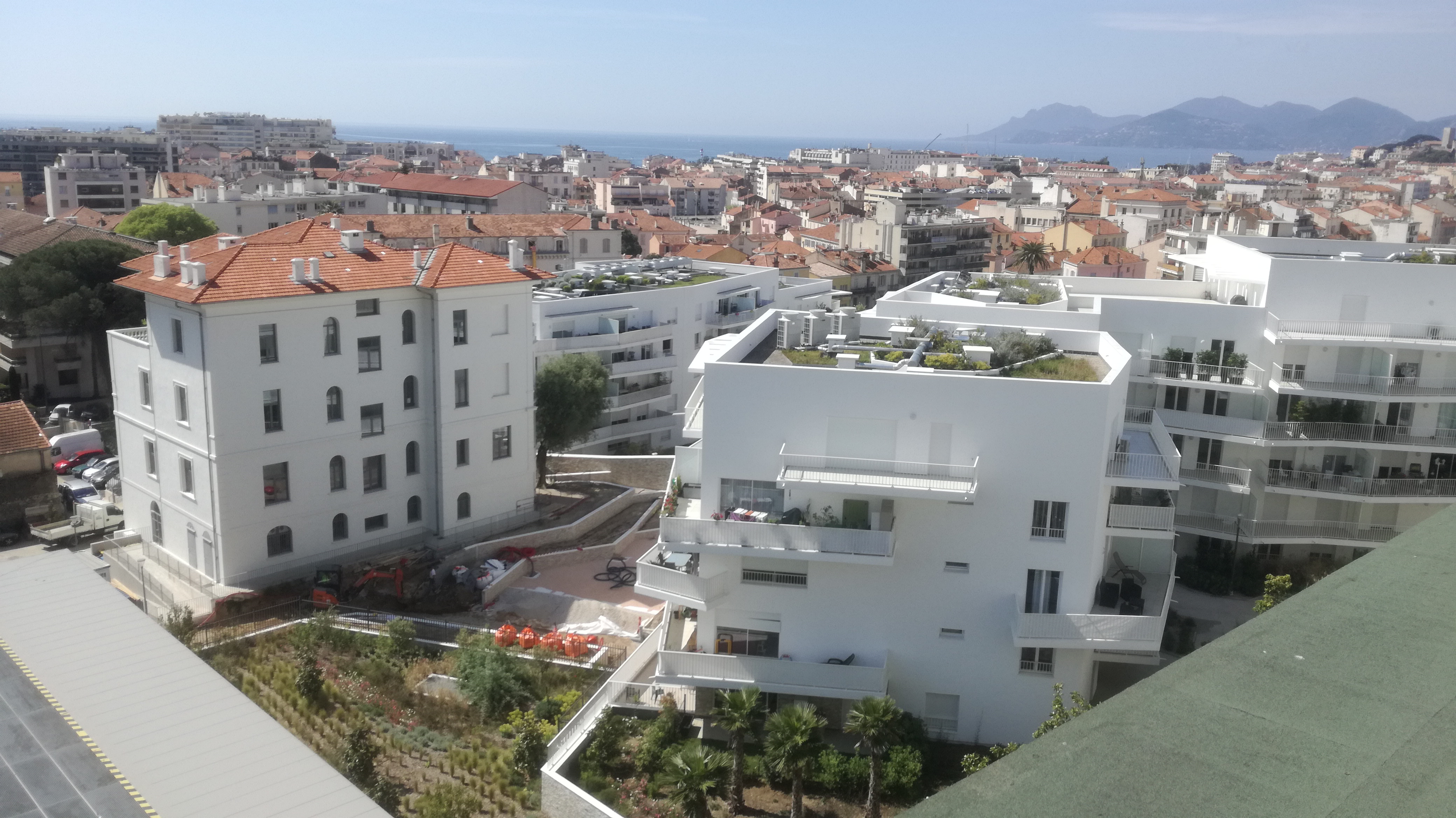 Rencontre du Club régional EcoQuartier de PACA à Cannes