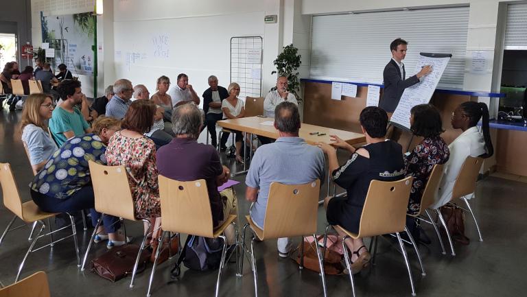 Semaine du Club EcoQuartier à Sainte Ménéhould